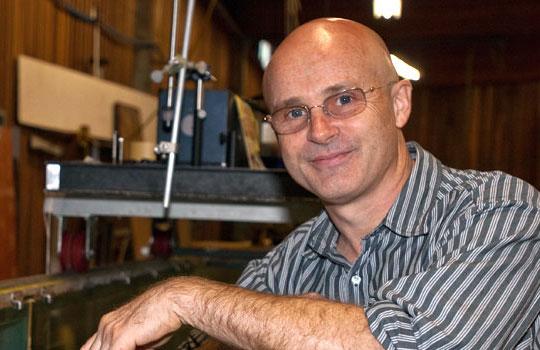 Climate Scientist- Dr. Grant Deane